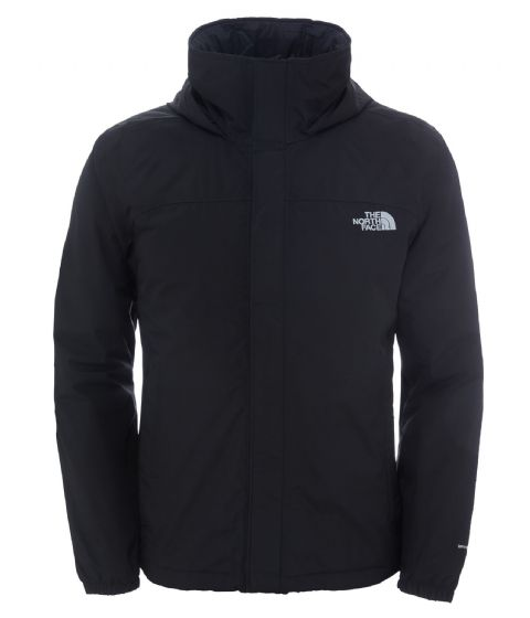 The North Face Men's Resolve Insulated Waterproof Breathable Jacket